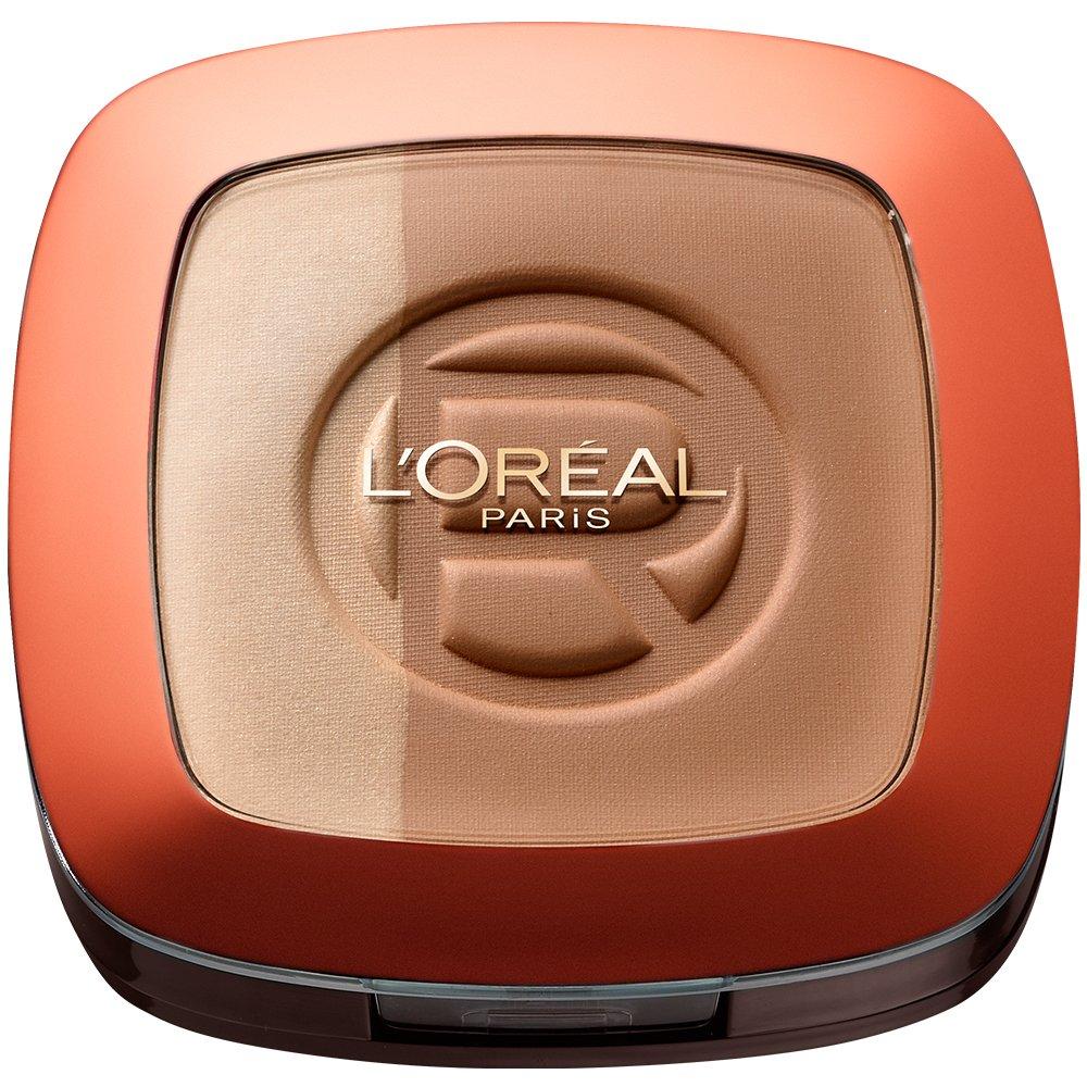 L'Oreal Paris Glam Bronze Duo 102 Brunette Harmony 9g L' Oréal Paris 3600521084700