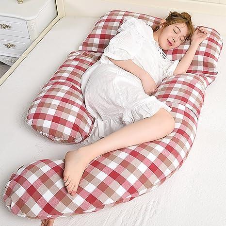 Las mujeres embarazadas almohada proteger cintura lateral ...