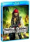 Pirates des Caraïbes 4 : la fontaine de jouvence [Blu-ray]