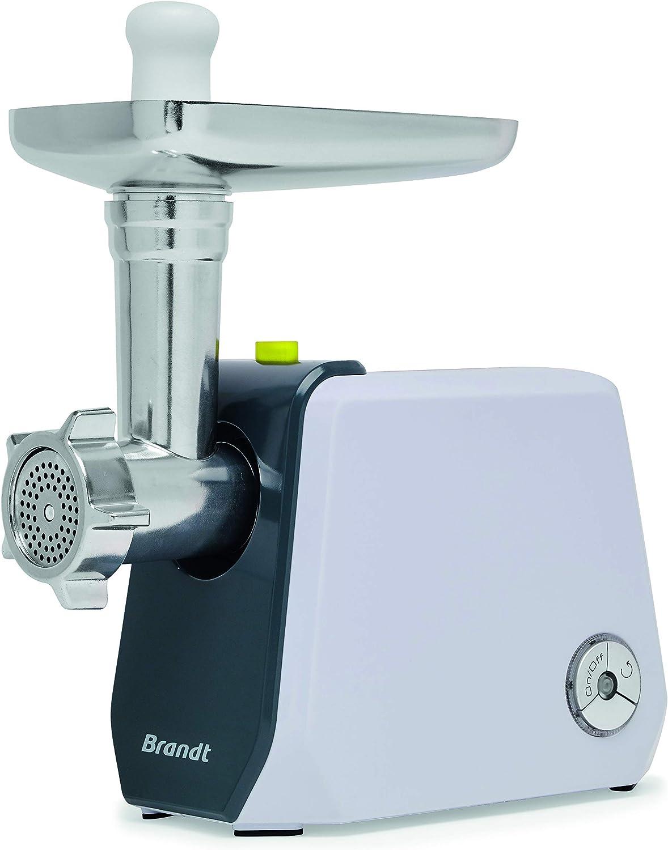 Brandt - Picadora, plástico, color gris y blanco: Amazon.es: Hogar