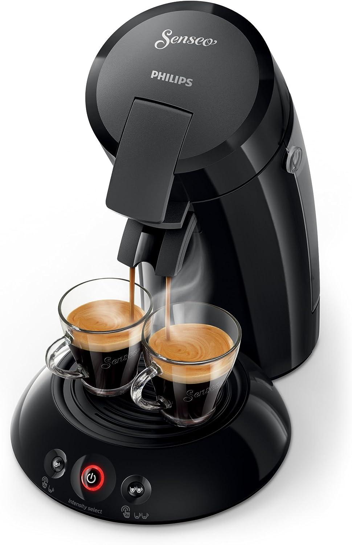 Senseo HD6554/69 - Cafetera (Independiente, Máquina de café en ...
