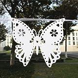 Guirlande de Papillons Banniere Banderole Decoration de Mariage