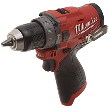Milwaukee Electric Tools MLW2504-20 M12 Fuel 1/2  Hammer Drill (Bare)