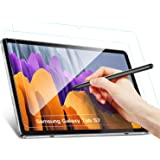 Benazcap Screen Protector for Samsung Galaxy Tab S7 11 inch [2 Pack], Easy Installation/High Definition/Scratch Resistant 9H