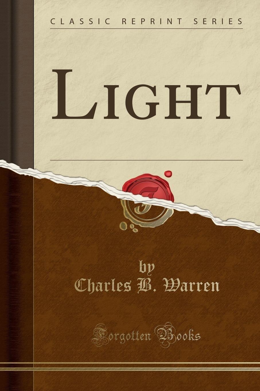 Read Online Light (Classic Reprint) pdf