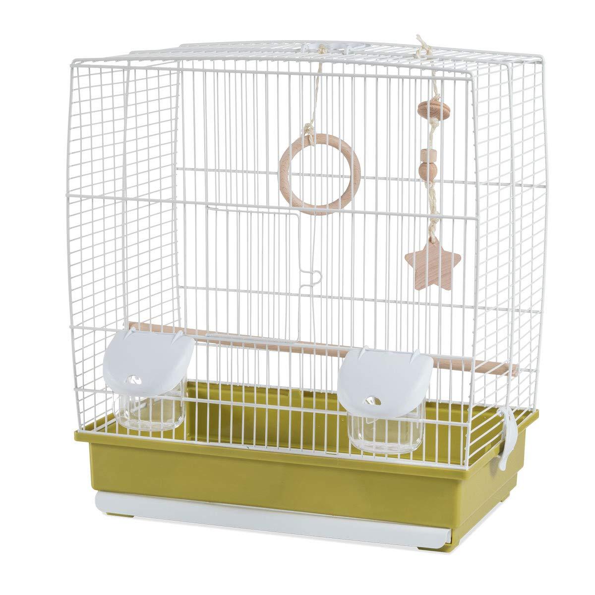 VOLTREGA Jaula 641 Verde 39X25.5X45: Amazon.es: Productos para ...