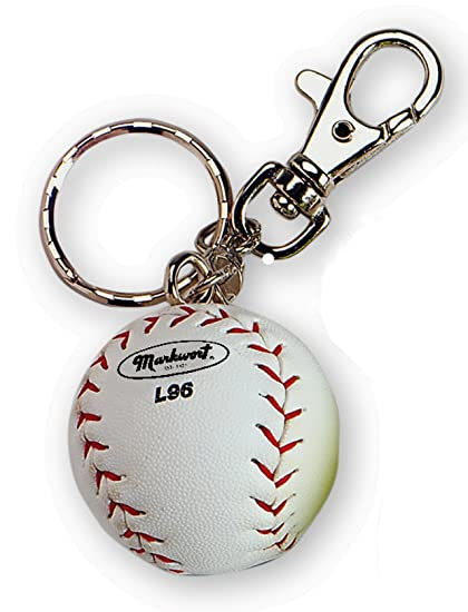 Amazon.com: Markwort Béisbol miniatura clave ring-box de 12 ...