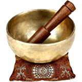 TIBETAN SINGING BOWL 6 by The India Connection