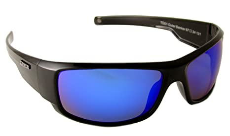 95ccc0b5dd Amazon.com  Top Deck Outer Banker Polarized Sunglasses