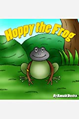 Hoppy the Frog: The Princess and Frog (Bedtime Inspirational Stories) Kindle Edition