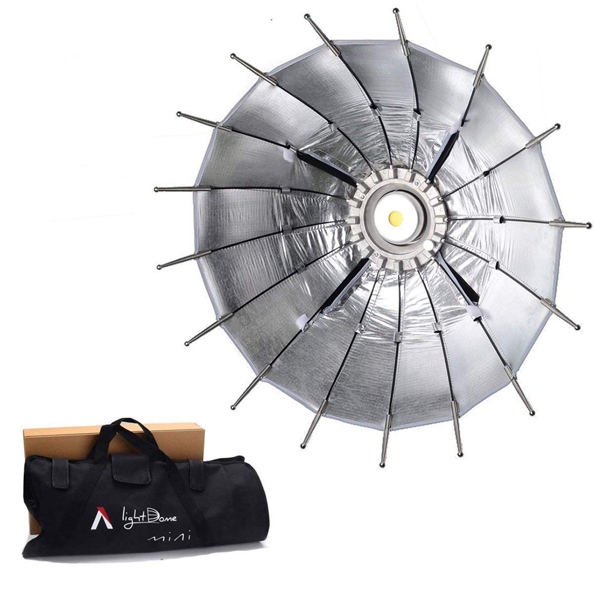 Aputure Light Dome Mini 27 Inch Softbox for Aputure Lightstorm COB 120d 120t LS 300 and Other Bowens Mount LED Lights by Aputure (Image #1)