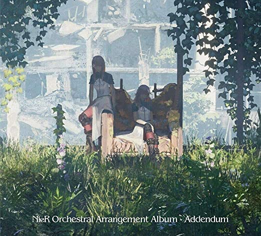 Nier Orchestral Arrangement Album – Addendum CD Set gets U.S. release date