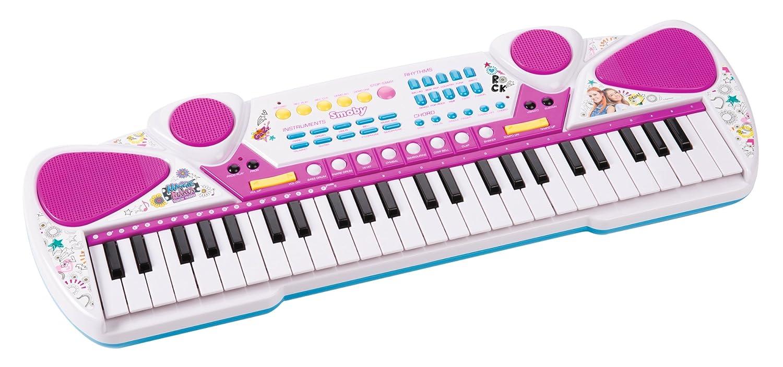 Smoby 510202 - Maggie und Bianca Keyboard
