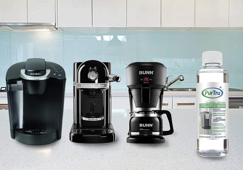 Amazon.com: Keurig desincrustación & Solución de limpieza (2 ...