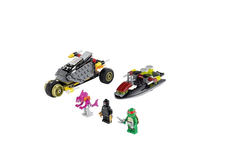 Amazon.com: LEGO Ninja Turtles Emboscada en el caparazón de ...
