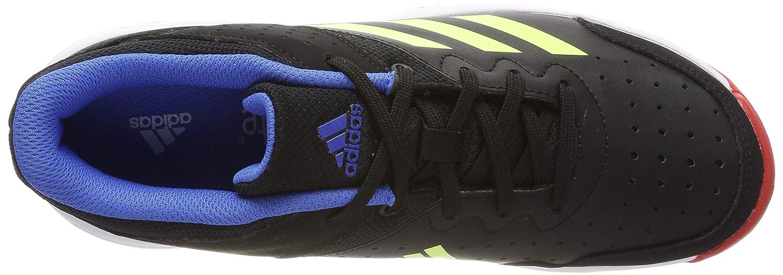 best sneakers 5b676 aed05 adidas Court Stabil Jr, Chaussures de Handball Mixte Enfant  Amazon.fr   Chaussures et Sacs