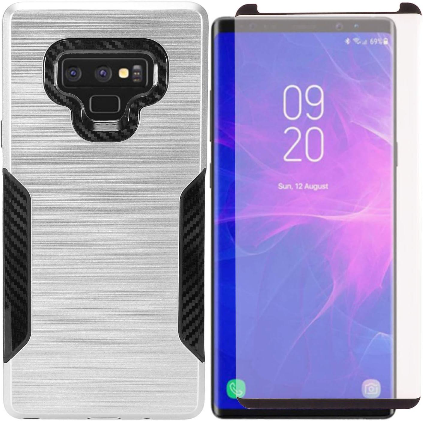 Schwarz Everainy Kompatibel f/ür Samsung Galaxy Note 9 Silikon H/ülle 3D Einhorn Muster Ultrad/ünn H/üllen Handyh/ülle Gummi Schutzh/ülle Sto/ßfest TPU Gel Sto/ßstange Cover