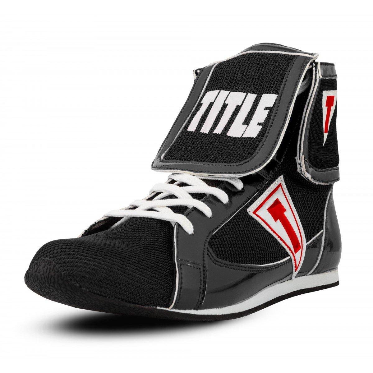 タイトルボクシングAcclaim double-down Boxing Shoes B07BZXS6PS ブラック 10