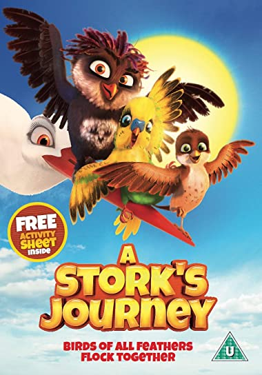 A Storks Journey 2017 Dual Audio In Hindi English 720p BluRay