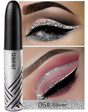 Symeas Glitter Liquid Eyeliner Maquillage pour les yeux liquide imperméable  à l\u0027eau longue durée