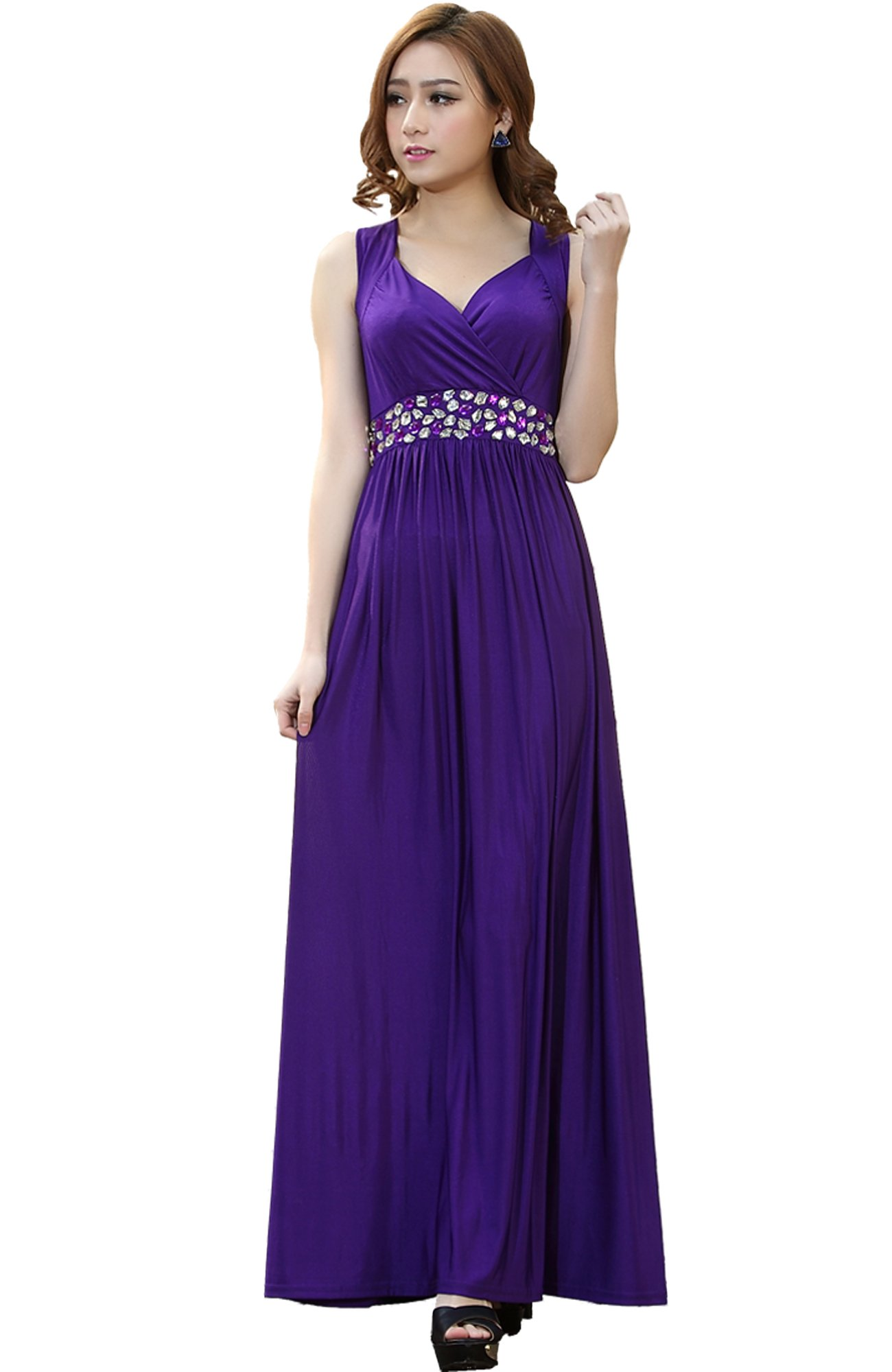 Purple Bridesmaid Dress: Amazon.co.uk