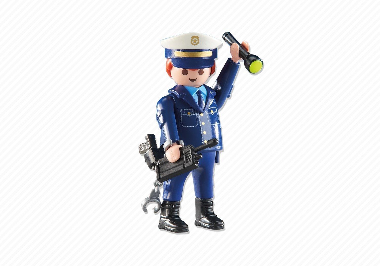 Playmobil Add-On Series Policeman 6502