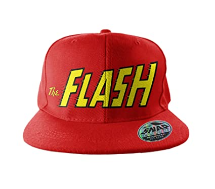4f0aa89f8f0 Image Unavailable. Image not available for. Color  The Flash Baseball Cap  ...