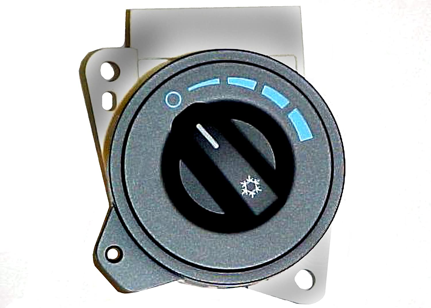 ACDelco 15-73085 GM Original Equipment Auxiliary Heating and Air Conditioning Blower Control Switch 1573085ACM