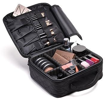 9f43a91c58 Cosmetic Travel Bag - Make Up Bags for Women - Makeup Travel Organizer - Big  Makeup