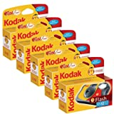 Kodak fotocamera usa e getta Fun Flash–39foto 5confezione