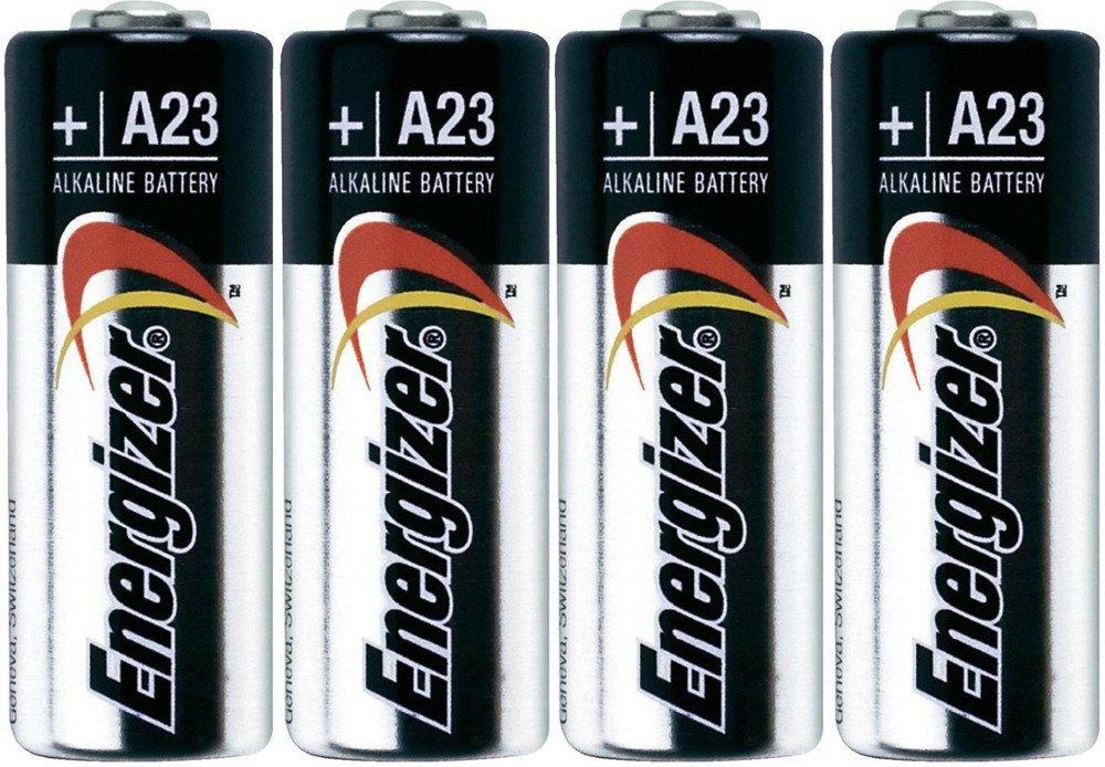 Energizer A23 Battery, 12V (Pack of 4) BAT007 x 4