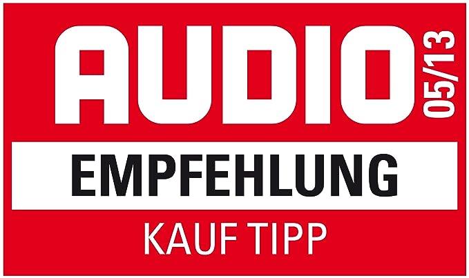 Teufel Raumfeld Connector Receptor AV Negro - Extensor de A/V (Receptor AV, Cat5, Estéreo, AAC,FLAC,MP3,OGG,WAV,WMA, WPA,WPA2, Negro): Amazon.es: ...