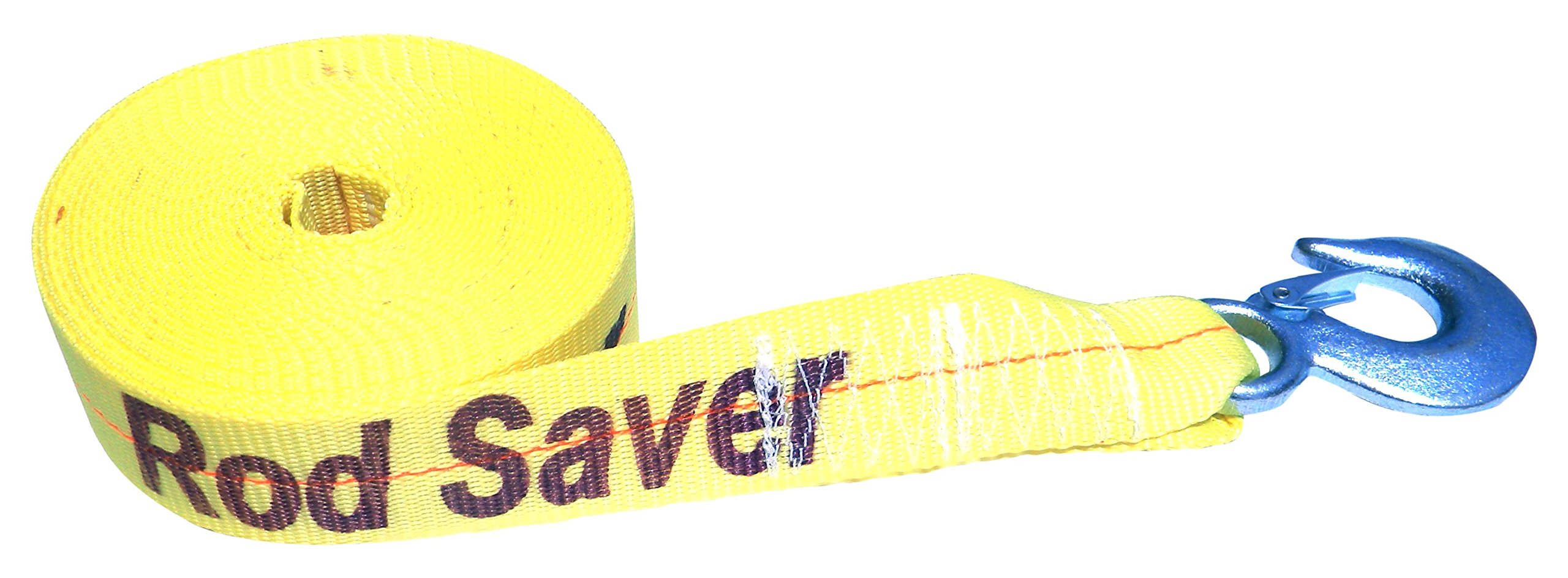 Rod Saver Heavy Duty Replacement Winch Strap, 30' by Rod Saver