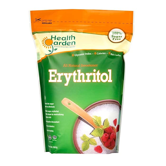 Top 9 Healthy Garden Erythritol