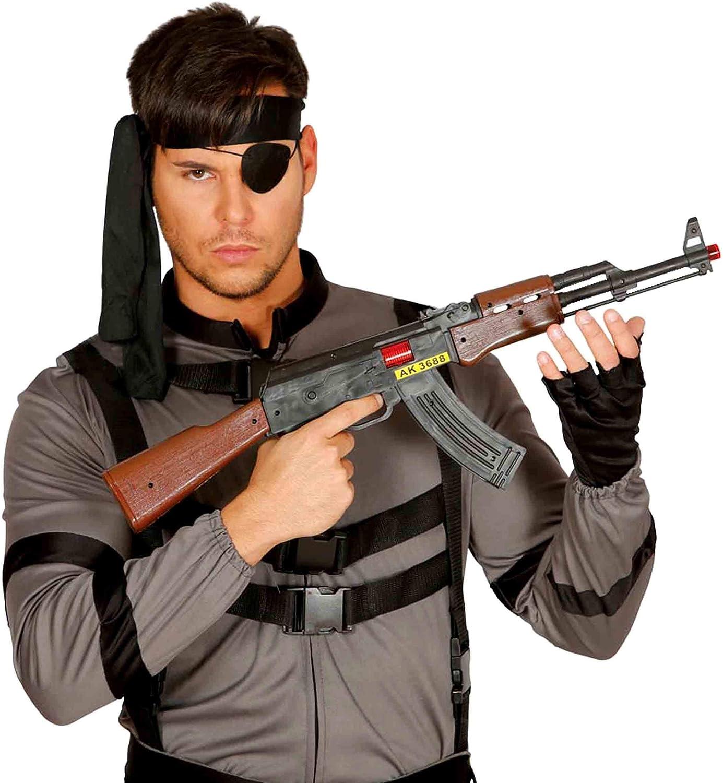Guirca Fiestas gui18517–AK 47Rifle, 62cm