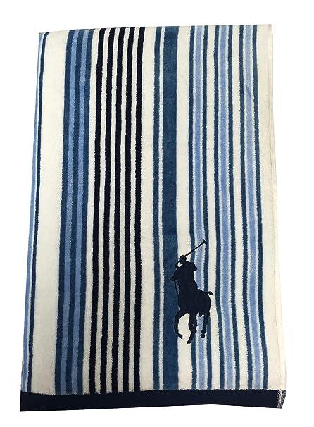 Ralph Lauren Polo Big Pony Logo Toalla de Playa: Amazon.es: Hogar
