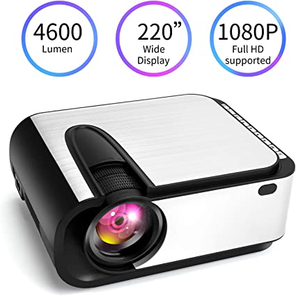 IKOLM Mini proyector: Amazon.es: Electrónica