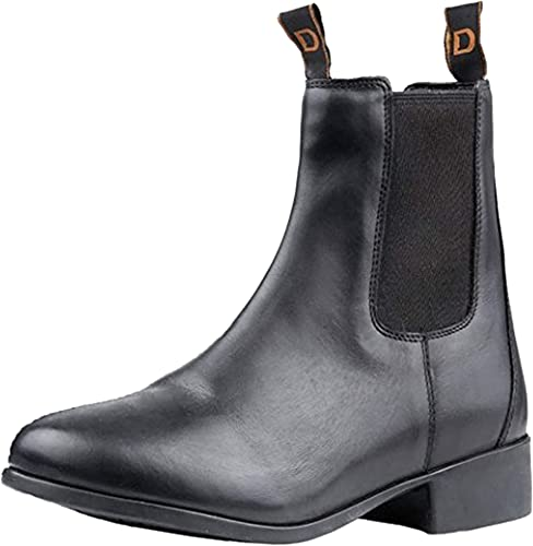 Dublin Elevation Jodhpur Boots Black