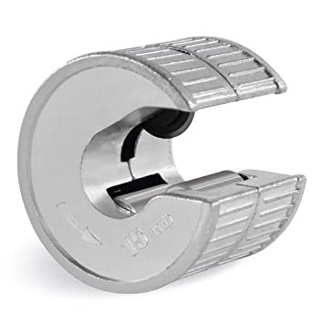 Amtech Rotary Copper Pipe Tube Cutter Self-Locking Slicer Wheels 15mm,22mm,28mm
