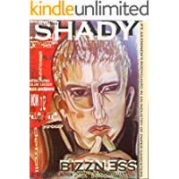 """Shady Bizzness: "" Life as Eminem's Bodyguard in an Industry of Paper Gangsters"" book cover"
