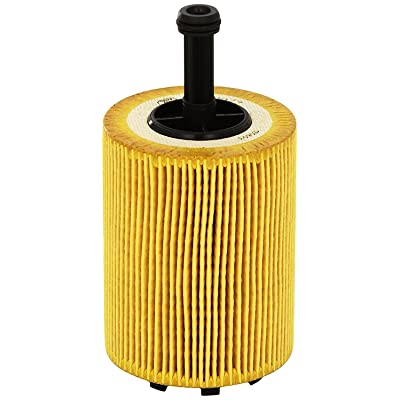 Mann-Filter HU 719/7 X Metal-Free Oil Filter (Pack of 2): Automotive