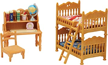 Calico Critters Children\'s Bedroom Set