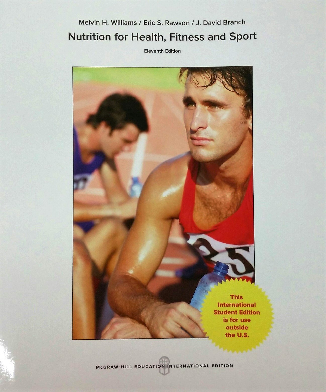 Nutrition for Health, Fitness and Sport pdf epub