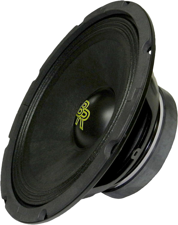 BRM8LP Bass Rockers 8 300W High Performance Mid-Range Car Speaker