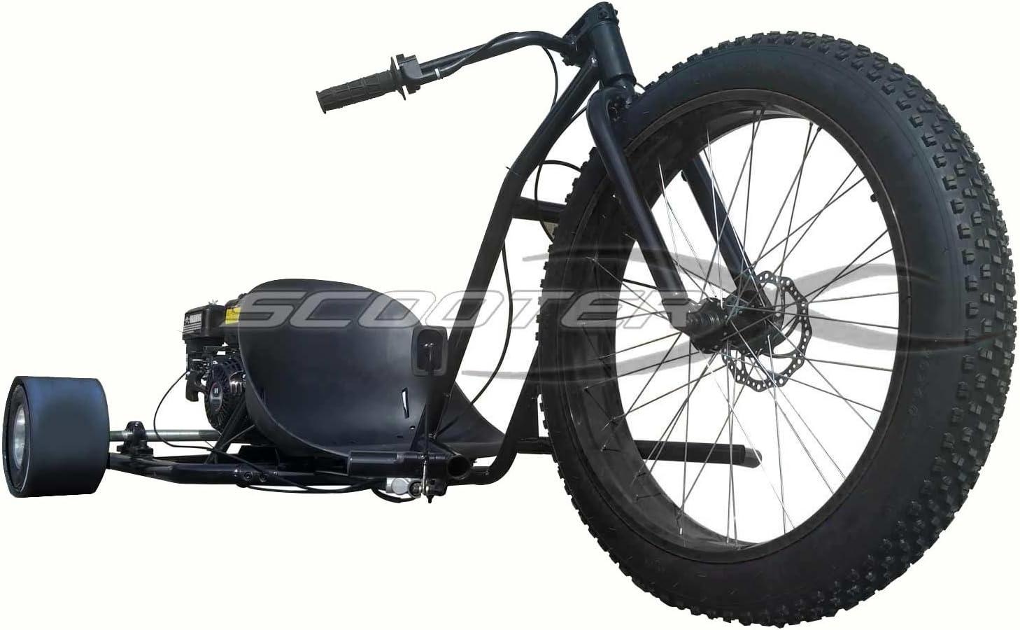 Scooter X Motorized Electric Drift Trike