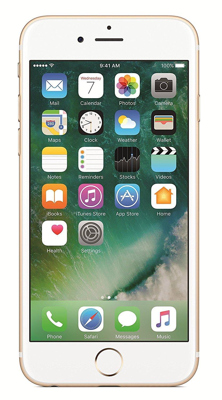Apple iPhone 6 (Gold, 32GB)