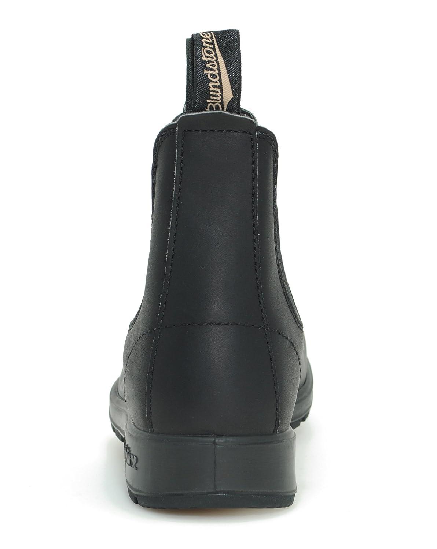 Blundstone Style 510 Classic Stiefel Comfort Chelsea Stiefel Classic Unisex Stiefelette + 250 ml Lederpflege | schwarz Schwarz (schwarz) 31647c
