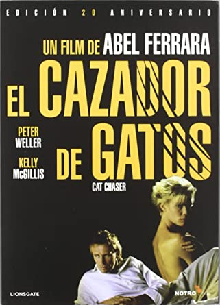 Amazon.com: El Cazador De Gatos (Import Movie) (European Format ...