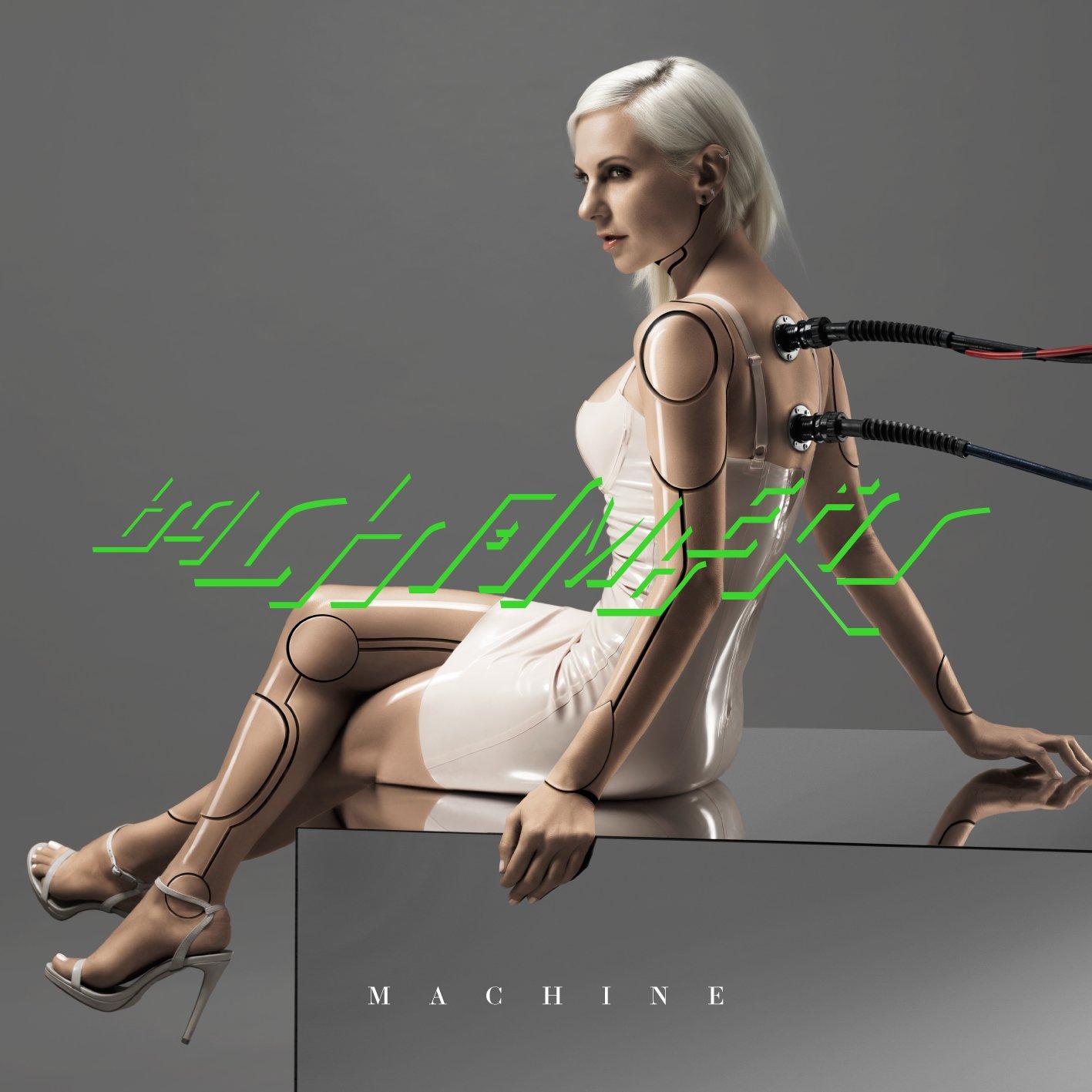 CD : 69 Chambers - Machine (CD)