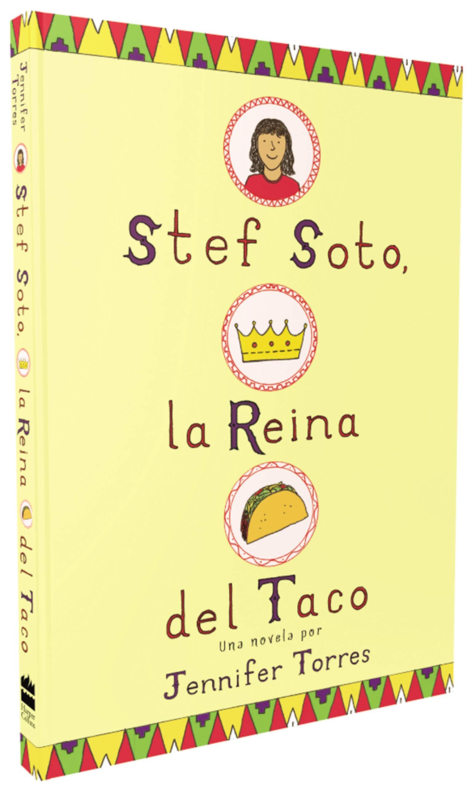 Amazon.com: Stef Soto, la reina del taco: Stef Soto, Taco ...